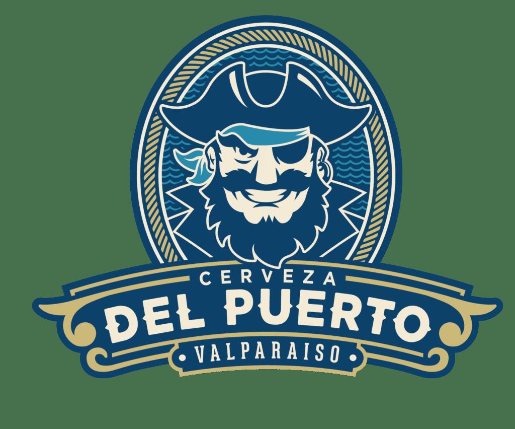 Logo Cerveza del Puerto Valparaíso